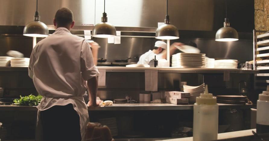 เชฟโปรดทราบ! - NetEnt เปิดตัว Gordon Ramsay Hell's Kitchen