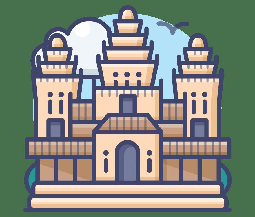 25 คาสิโนมือถือ ที่ดีที่สุดใน กัมพูชา 2021