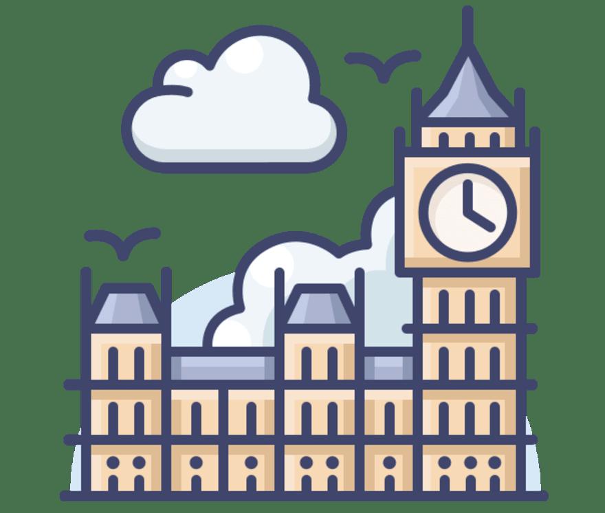 15 คาสิโนมือถือ ที่ดีที่สุดใน สหราชอาณาจักร 2021