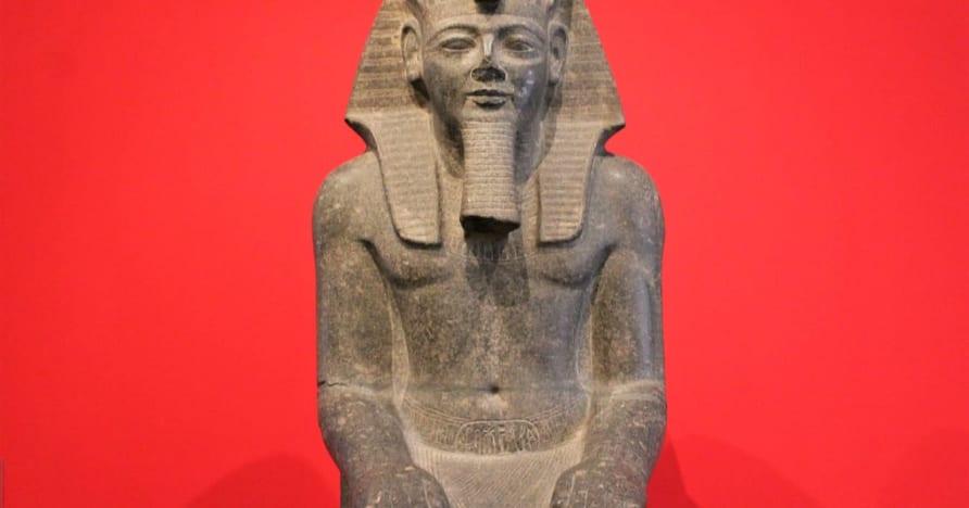 หนังสือ Ramses: ซีรี่ส์สล็อตยอดนิยมของ Casumo