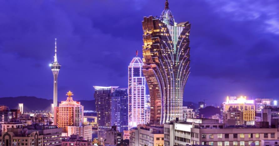 ไปเที่ยวตะวันออกกับ Mr. Macau แห่ง Betsoft