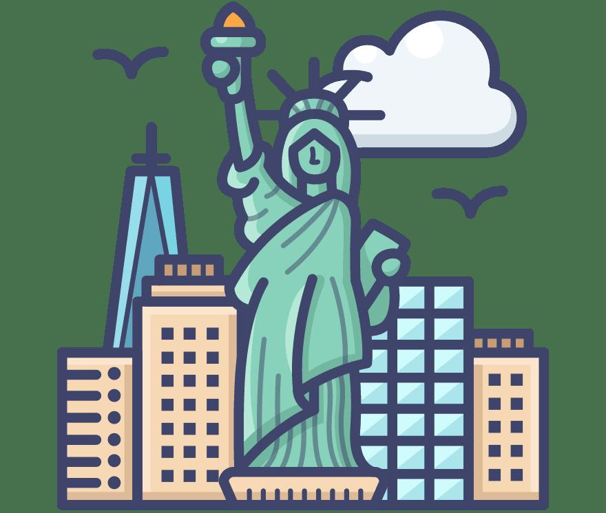 6 คาสิโนมือถือ ที่ดีที่สุดใน สหรัฐอเมริกา 2021