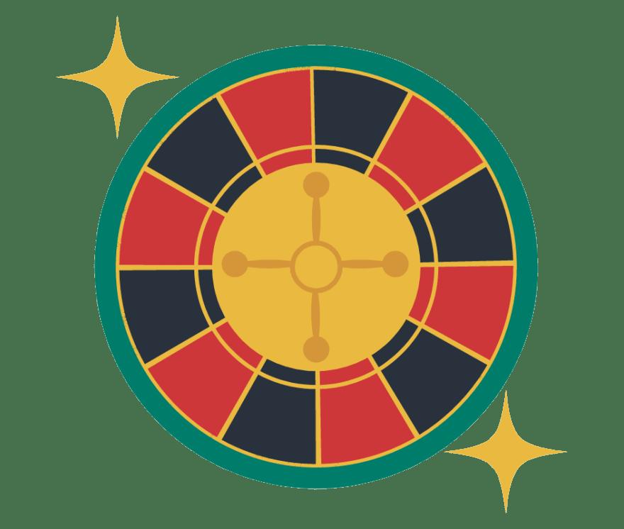 103 รูเล็ต คาสิโนมือถือ ที่ดีที่สุดในปี 2021