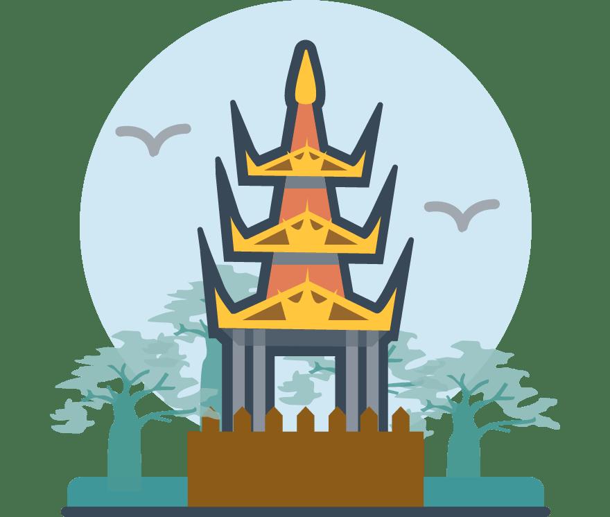 21 คาสิโนมือถือ ที่ดีที่สุดใน เมียนมาร์ (พม่า) 2021
